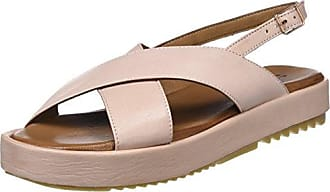 8697, Sandales Bout Ouvert Femme, Rose (Blush 12285951), 39 EUInuovo