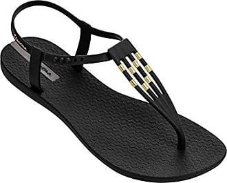 Ipanema Vibe Sandal Frauen Flip-Flops/Sandalen-Black-35/36