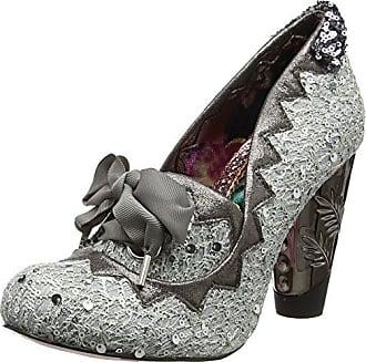 Snappy Feet - Sandalias de Talón Abierto Mujer, Color Amarillo, Talla 36 Irregular Choice