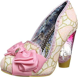 Irregular Choice Golden Years, Botas para Mujer, Rosa (Pink Multi F), 43 EU