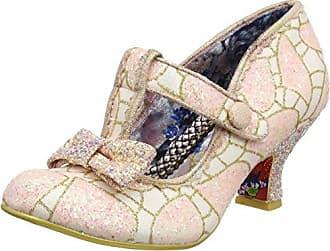 Dreamy Day, Zapatos de Cordones Derby para Mujer, Rosa (Pink a), 40 EU Irregular Choice