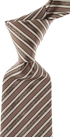 Ties On Sale, Light Brown, Silk, 2017, one size Isaia