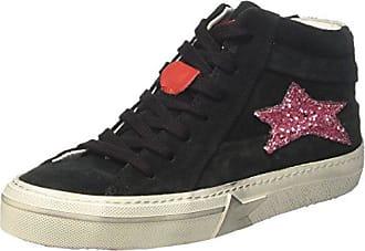 Ishikawa 1239, Sneaker a Collo Alto Unisex - Adulto, Bianco, 36 EU