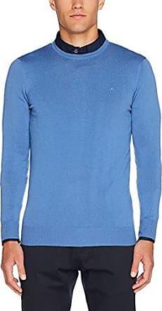 Rubi Slim Jl Pique, Polo para Hombre, Azul (Blue 6317), Medium J.Lindeberg