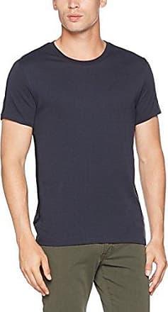 Sev C Wave Jersey, Camiseta para Hombre, Azul (Mid Blue 6764), Medium J.Lindeberg