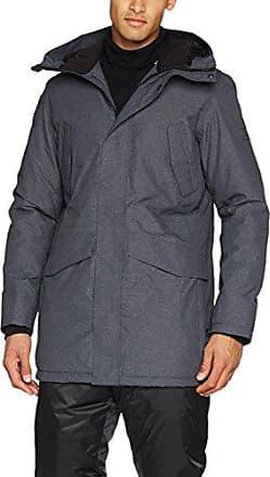 Tech Jjtstorm Parka Jacket, Anorak para Hombre, Gris (Asphalt Detail:Melange), Large Jack & Jones