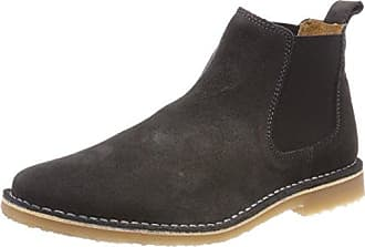 Robinson, Bottines Homme, Noir (Black CB001), 44 EULumberjack