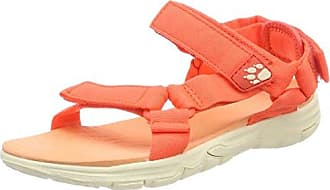 Dual Sandal Fem, Sandalia con Pulsera para Mujer, Rosa (Coral 90135), 35/36 EU Zaxy