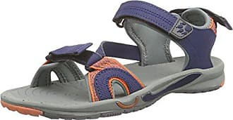 Jack Wolfskin Damen Lakewood Cruise Sandal W Outdoor, Grau (Cool Water), 35.5 EU