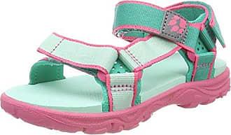 Jack Wolfskin Mädchen Acora Beach Sandal G Sport, Pink (Tropic Pink), 37 EU