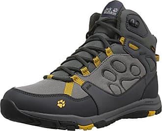Jack Wolfskin Rocksand Texapore Low M Wasserdicht, Chaussures de Randonnée Basses Homme, Gris (Phantom 6350), 47.5 EU