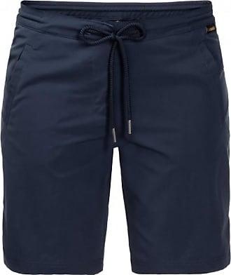 Shorts »POMONA PALM SHORTS«, grau, smoky-gemustert Jack Wolfskin