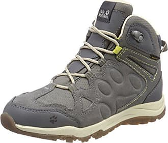 Mens Rocksand Texapore M Wasserdicht Low Rise Hiking Shoes, Flashing Green, 7 UK Jack Wolfskin