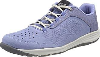 Jack Wolfskin Activate Texapore Low Blau-Grau, Damen EU 41 - Farbe Dusk Blue Damen Dusk Blue, Größe 41 - Blau-Grau