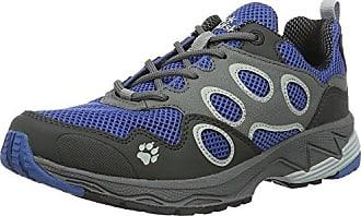 Jack Wolfskin Chaussures de Trail Femme, Gris (Prune), 38 (EU)