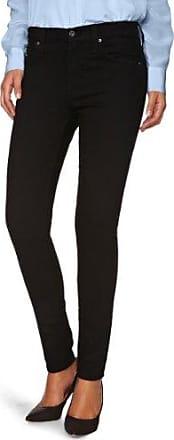 James Jeans Vaqueros skinny fit para mujer, talla Small (Manufacturer Size: W27/L29) - talla inglesa, color azul (black shadow)