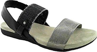 Sandalen JANA - 8-28100-20 Black 001