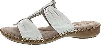 Jana Shoes Damen Sandalen 8-8-27107-20/100 weiss Damen