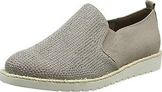 Jana 23305, Zapatos de Cordones Oxford para Mujer, Beige (Lt. Taupe), 41 EU