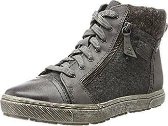 FEIM042, Zapatillas Altas para Mujer, Gris (Piombo Piombo), 37 EU Fiorucci