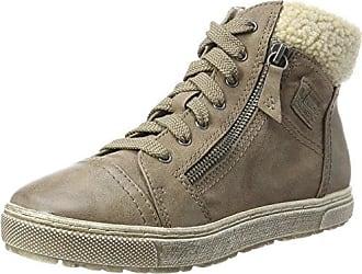 Jana 23612, Zapatillas para Mujer, Beige (Taupe Comb 349), 40 EU