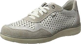 Jana 23701, Zapatillas Para Mujer, Blanco (Offwhite Comb), 40 EU