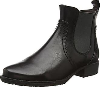 Jana Damen 25304 Chelsea Boots, Beige (Lt. Taupe), 38.5 EU