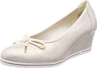 Angeline, Zapatos de Tacón para Mujer, Beige (Nude), 39 EU (6 UK) Kurt Geiger