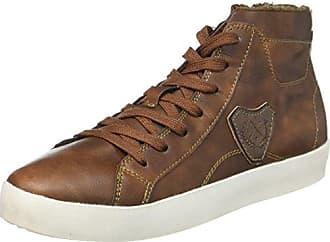 Jane Klain Sneaker, Zapatillas para Mujer, Marrón, 36 EU