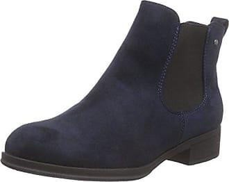 Jane Klain Damen Stiefelette Cowboy Stiefel, Beige (280 Stone), 37 EU
