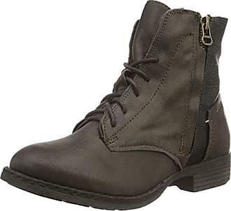 Jane Klain Damen Schnürstiefelette Desert Boots, Schwarz (000 Black), 38 EU