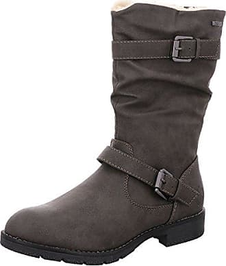 Jane Klain Damen Schnürstiefelette Desert Boots, Grau (250 DK.Grey), 36 EU