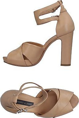 Sandals for Women On Sale, Powder Rose, Leather, 2017, 3.5 4.5 5.5 7.5 8.5 Janet & Janet