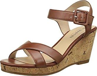 Chaussures FEMME JB MARTIN : Sandales compensées QUOLIDAY NOIRJB Martin