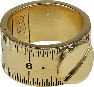 Ring for Women, Stainless Steel, 2017, XSmall Small - Medium XLarge Jean Paul Gaultier