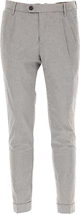 Pants for Men On Sale, Grey, Cotton, 2017, 30 31 33 34 Jeckerson
