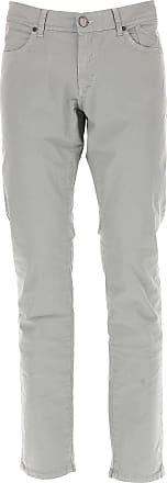 Pants for Men On Sale, Grey, Cotton, 2017, 30 31 32 33 34 Jeckerson
