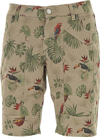 Shorts for Men On Sale, Savage Green, Cotton, 2017, 31 32 33 34 36 38 40 Jeckerson