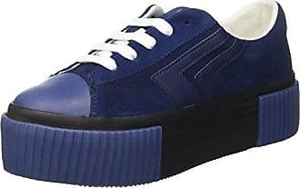 Jcpzomgvelvet - Sneakers Basses - Femme - Vert (Velvet Green/White/Sole) - 36Jeffrey Campbell