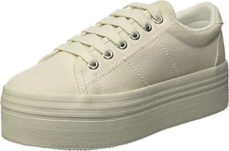 Zigzag, Chaussures Pom Girls Femme, Blanc (Colorful White), 39 EUJeffrey Campbell