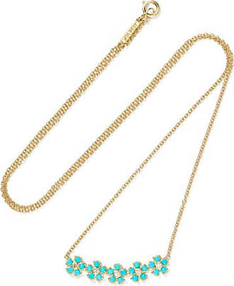 Evil Eye 18-karat Gold Multi-stone Necklace - one size Jennifer Meyer