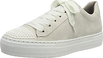 Canberra, Baskets Femme, Blanc (Offwhite 77), 42.5 EUJenny