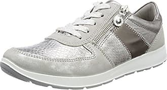 Jenny Damen Sapporo Sneaker, Grau (Grigio,Silber), 37.5 EU (4.5 UK)