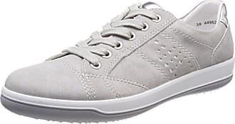 Jenny Sapporo - Zapatillas Mujer, Blanco (offwhite, Silber), 36.5 EU