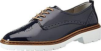 Zapatos azules formales Jenny para mujer