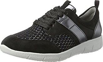 Zamora, Sneaker Donna, Weiß (Weiss,Grau/Silber), 38.5 EU Jenny