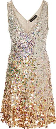 Nile Sequin Mini Dress Jenny Packham