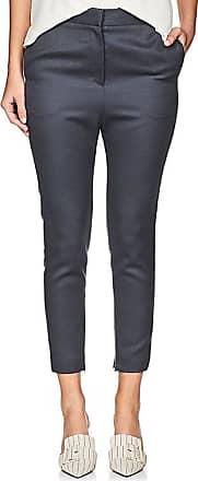 Womens Crosby Wool Twill Skinny Pants Ji Oh