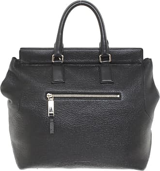 gebraucht - Handtasche aus Eidechsenleder - Damen - Violett - Leder Jil Sander