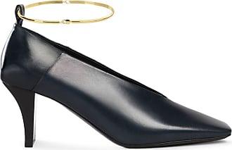 contrast heel pumps - Black Jil Sander